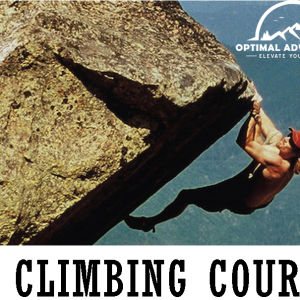 Outdoor Rock Climbing Course (1 Day)