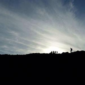 ridgeline scafell
